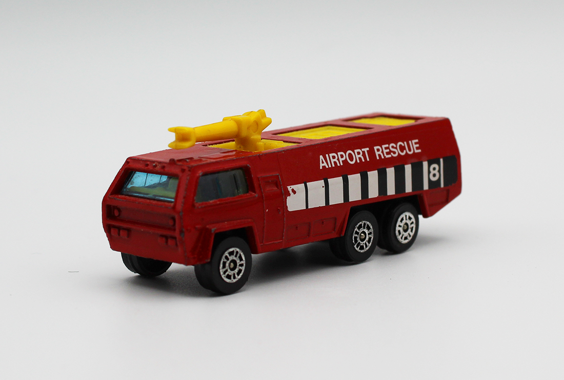 Corgi Juniors - Chubb Fire Truck